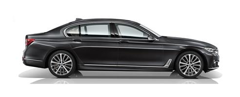 limousine service bmw 7er